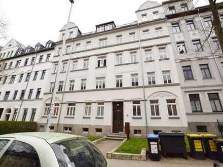 Ideal auch zur Eigennutzung! 2-Raum-Wohnung mit EBK in Hilbersdorf!