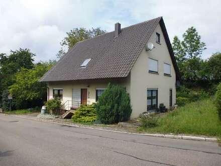 Gepflegtes Einfamilienhaus in Blaufelden-Herrentierbach