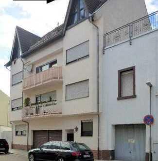 Gepflegte 3,5-Zimmer-Maisonette-Wohnung mit Loggia und Einbauküche in Frankenthal (Pfalz)