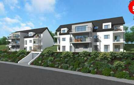 Neubaukomfort-Wohnungen in ruhiger & sonniger Lage mit Aufzug, Terrassen/Balkone, Tiefgarage