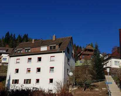 3-Zimmer Eigentumswohnung im Nordschwarzwald -Bad Wildbad