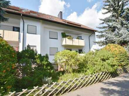 4-Zimmer-Maisonette mit Balkon inkl. Garage in ruhiger Ortsrandlage von Haßloch