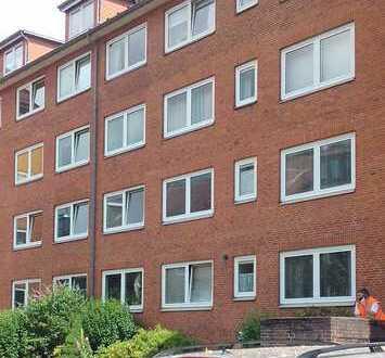 Freundliche 2-Zimmer- Wohnung in Hamburg-Barmbek-Süd/Uhlenhorst, ruhig und zentral