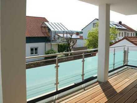 Exklusive 3-Zimmer-Terrassen-Wohnung in Stadtvilla