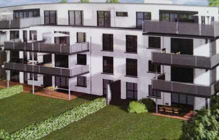 Barrierefreie, neuwertige 3-Zimmer-Wohnung mit Balkon in Duisburg-Huckingen
