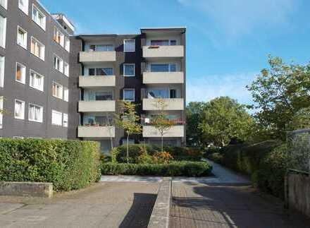 Neue Fenster - neue Heizung, 3,5-Raum Wohnung mit Balkon in Bochum-Höntrop
