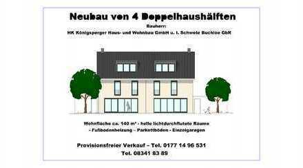 Familiengerechte Doppelhaushälfte