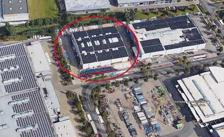 Hochwertige Lagerhalle im Gewerbepark Hansalinie zu vermieten -provisionsfrei-
