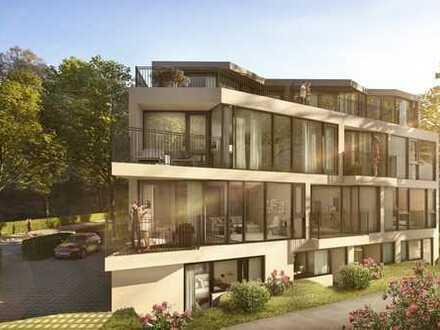 Neubauprojekt FLURTERRASSEN - Charmante 2 - Zimmer Maisonette Wohnung