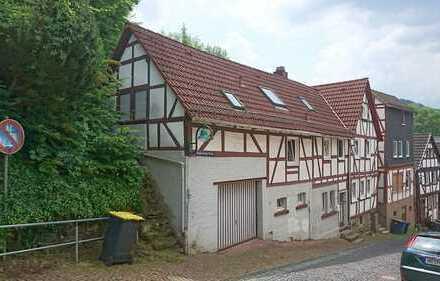 In historischer Altstadtlage