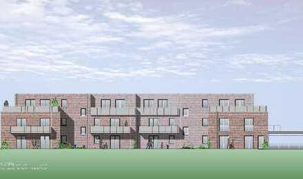 Barrierefrei Wohnen/Mehrgenerationenhaus Nähe Volkspark Rheinhausen/2-Zimmer-ETW im DG mit Terrasse