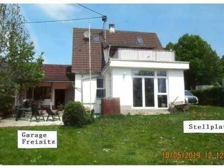 Vollständig renovierte Wohnung mit drei Zimmern und Terrasse erkenbrechtsweiler- hochwang