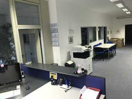 Möblierte/unmöblierte Büroräume einzeln oder gesamt - auch Bürogemeinschaft möglich!