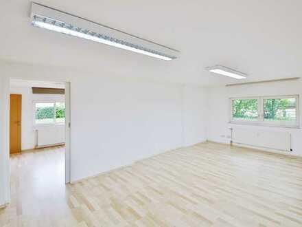 Büro- oder Schulungsfläche im Untergeschoss eines sehr gepflegten Wohn- und Geschäftshauses