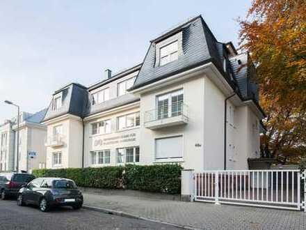 Hausflair in Spitzenlage - Luxuriöse 7 Zimmer-Beletage mit 314 qm und Direktlift!