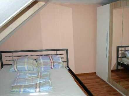 Zentral gelegene 3-Zimmer-DG-Wohnung mit Einbauküche in schopfheim