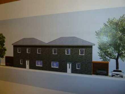 Doppelhaushälfte mit Carport - Erstbezug - (Neubau)