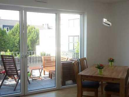 Lichtdurchflutete 3-Zimmer-Wohnung mit Balkon, EBK im begehrten Kaiserstraßen-/Gerichtsviertel