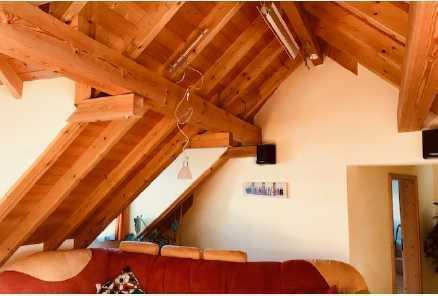 3,5 Zimmerwohnung, 106 m², zentrumsnahe Lage in Rottweil