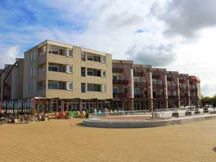 """Dieses Etagenwohnung im appartementencomplex """"Zuiderzeestate"""" am Makkumerstrand und der Promenade ha"""
