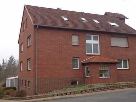 4 Zimmer Wohnung in Willershausen!