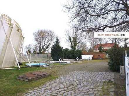 IMMOBERLIN: 300,- €/m2 – Baugrundstück mit attraktiven Lagequalitäten
