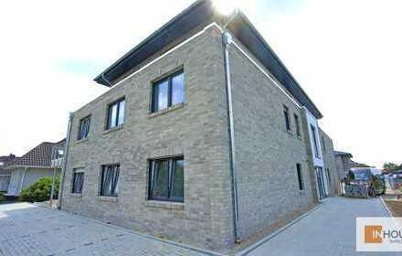 ***VERMIETET***3-Zimmer Neubau-Obgergeschoss-Wohnung mit Balkon im Herzen von Rhauderfehn!