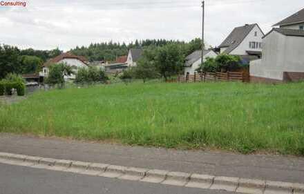 schöner Bauplatz über 1000m² in Ortsrandlage nur 3km bis Kirn