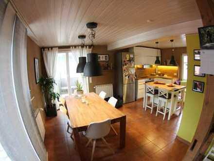 Schöne Maisonette-Wohnung mit besonderem Charme