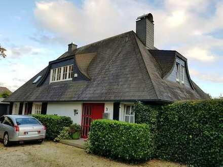 Luxus in traumhafter Lage - komfortables Einfamilienhaus mit separatem Atelierhaus nah bei Flensburg