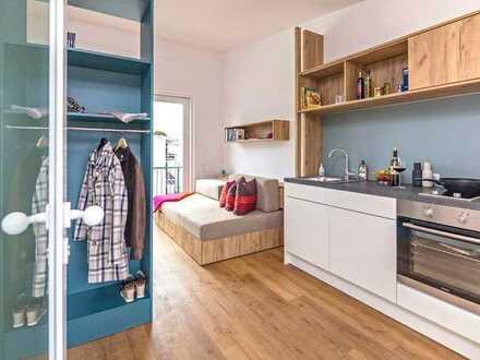Apartments mit Sonnenterrasse *Hochwertigst möbliert*H2F