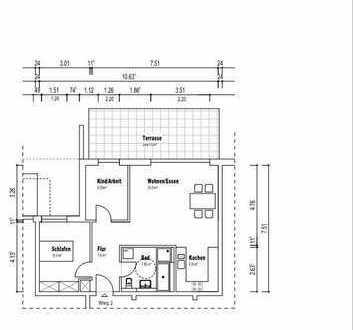Luxuriöses, barrierefreies Wohnen in Forsbach mit ca. 120 m² Garten