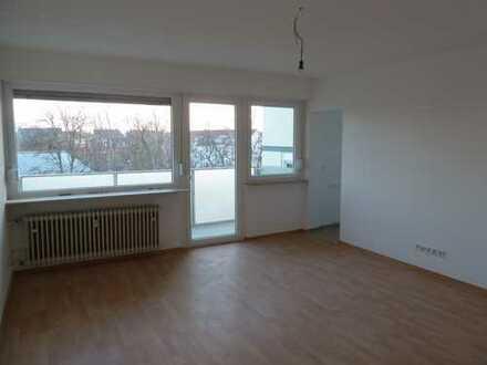 Stilvolle, gepflegte 1-Zimmer-Wohnung mit Balkon in Mannheim