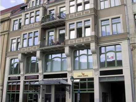2-Zimmerw. im Zentrum, Aufzug, auch als Gwerbe möglich, Gottschedstr. 06, 1. OG MI WE 05