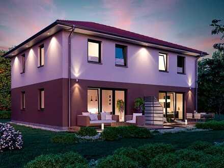 Traumhaftes Baugrundstück für Ihre Doppelhaushälfte!