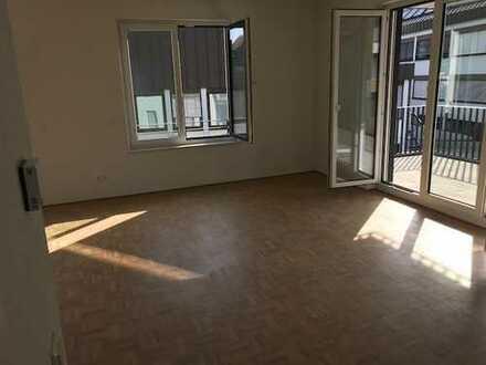 Erstbezug mit Balkon: attraktive 3-Zimmer-Wohnung in Kehl Stadtmitte