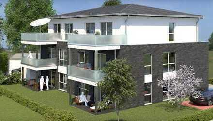 NEU!! Barrierefreie Wohnungen in Duisburg - Bergheim!!schöner Balkon!! inkl. KfW 55!!