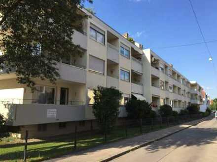 Helle 2,5 ZKB Wohnung in Pfersee