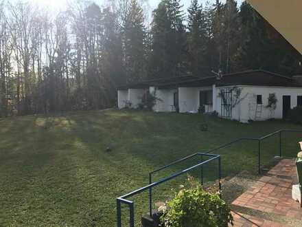 Stilvolles 1-Zimmer-Erdgeschossappatemen mit Terrasse in Diessen (Ortsteil Riederau)