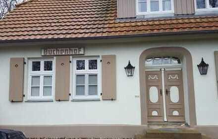 Ruhige, helle Maisonette-Wohnung in bester Ortslage von Prerow
