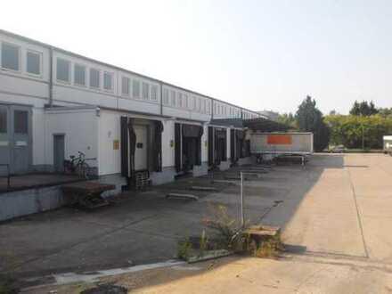Lagerhalle 3.640 m² mit Büro 150 m² - Citylogistik / Großhandel