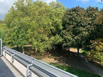 Barrierefreie, stadtnahe Wohnung am Rathauspark Traumwohnung in Toplage!
