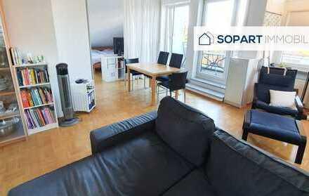 Sopart Immobilien - großzügige 1,5 Zimmer Wohnung mit 60m² im Herzen von Germering
