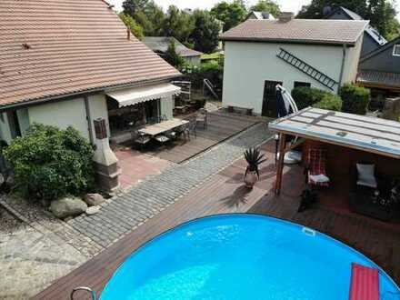 Traumhaus mit Baulandreserve in Grünheide OT Hangelsberg zu verkaufen.