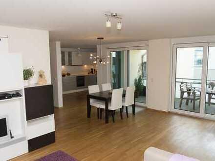 Hochwertige, voll ausgestattete 4-Zimmer-Wohnung im Herzen des Riedberg