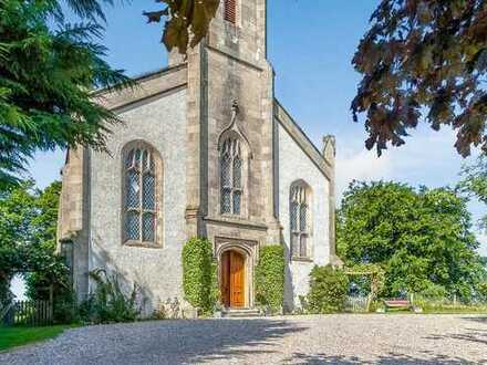 Wohnen und Arbeiten im stilvollen Ambiente einer ehemaligen Kirche!