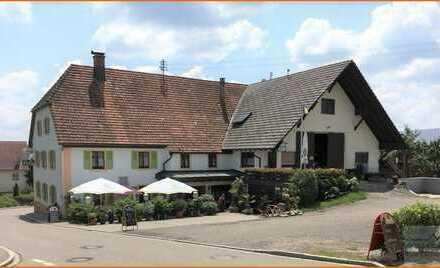 Verwirklichen Sie Ihren Traum Ihres eigenen Gastgewerbes mit großem Grundstück in Laufenburg - R o t