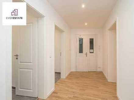 Provisionsfrei und frisch renoviert: 3-Zimmer-Wohnung in beliebtem Szenekiez