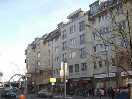 Ladengeschäft mit Büroetage in Pankower Citylage