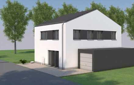 Modernes Einfamilienhaus in ruhiger Lage mit Süd-West-Terrasse